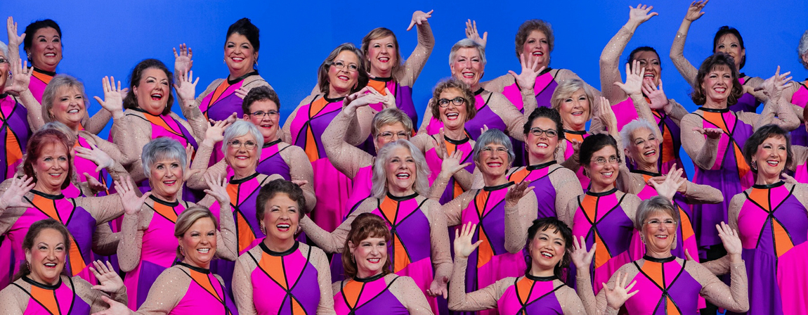 Photo from 2019 Sweet Adelines International Contest New Orleans, LA